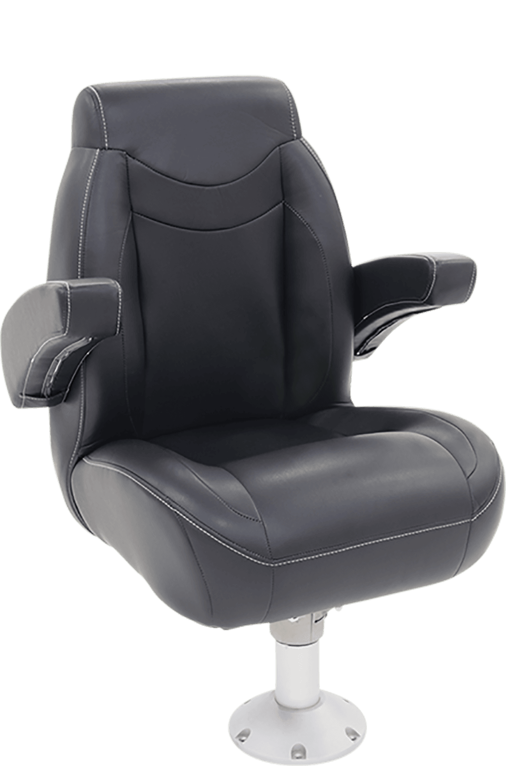 Black Label Low Back Helm Seat
