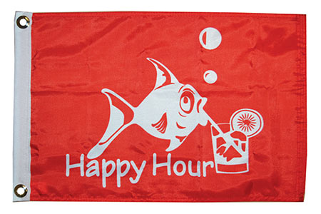 Happy Hour Flag