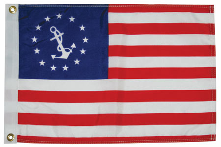 U.S. Yacht Ensign Nylon
